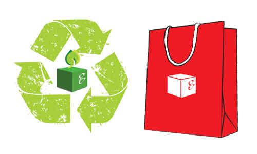 GreatArt - recyclage sachets