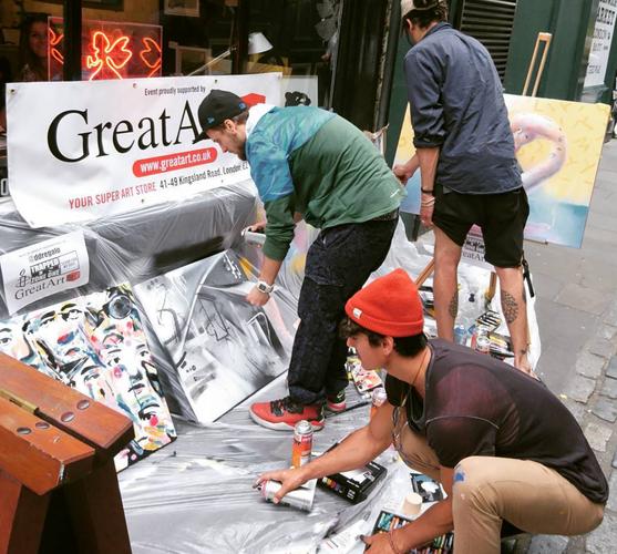 GreatArt - dons aux associations