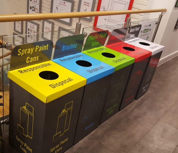 GreatArt - offres de recyclage