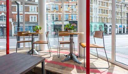 Espace d'expériences GreatArt Londres