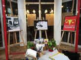 Espace d'expériences GreatArt Londres - exposition