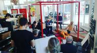 Espace d'expériences GreatArt Londres - cours de dessin