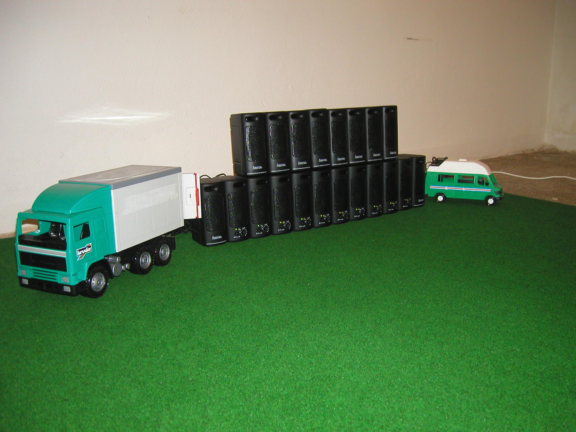 Home Sound System, 2003