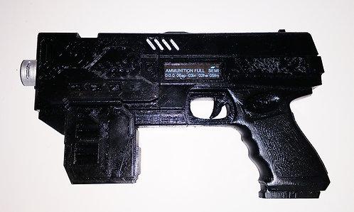 New Judge Dredd Pistol