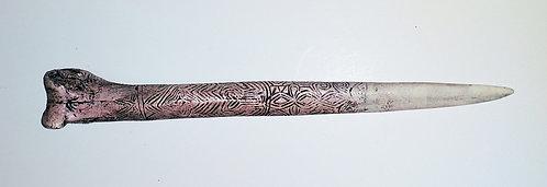 Papua New Guinea Bone Dagger (Replica)
