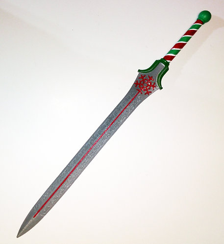 North Pole Elf Sword
