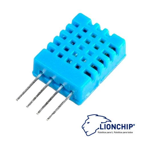 DHT11 Sensor de Temperatura y Humedad MCP9700