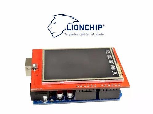 Pantalla TFT 2.4 Plg Touch Para Arduino