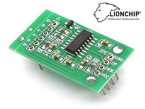 HX711 Convertidor Analogo Digital 24 Bits ADC