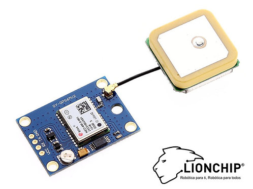 Modulo GPS Ublox Neo-6m