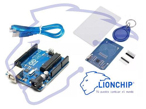 Kit Arduino con lector RFID