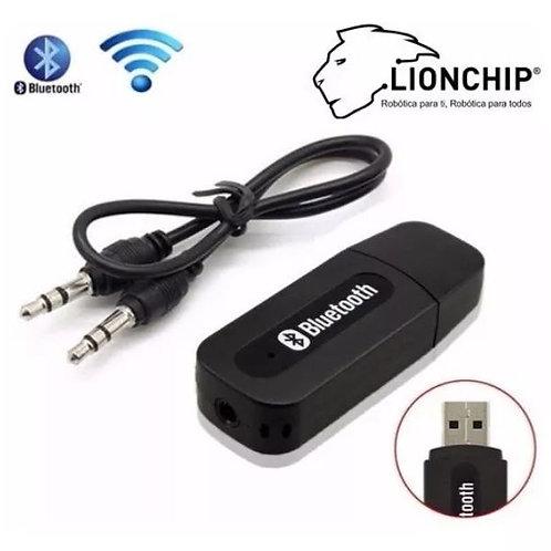 Receptor de Musica Bluetooth USB Aux