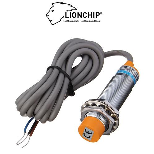 Ljc18a3 Sensor Capacitivo Proximidad Metales 10Mm