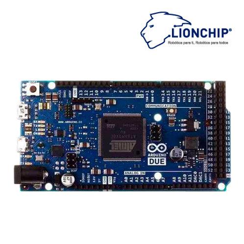 Placa DUE Con Cable Compatible Arduino IDE