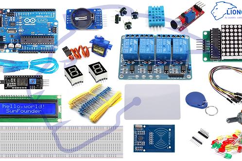 Kit Arduino y RFID Avanzado