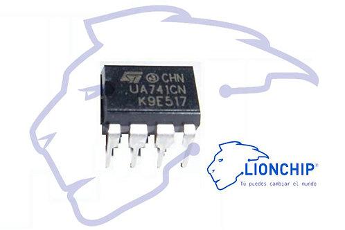 Amplificador Operacion OPAMP 741