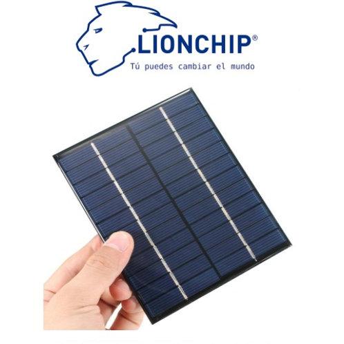 6v 2W Panel Solar 110x136mm