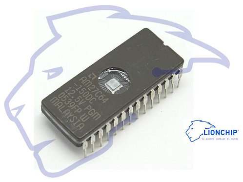 Chip Programable EPROM AM27C64