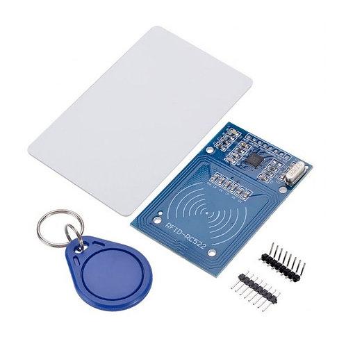 Modulo Lector RFID RC522 Con Tarjeta 13.56 mhz Y Llavero