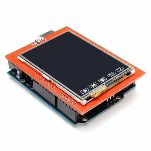 Pantalla Display TFT Shield 2.8 Plg para UNO
