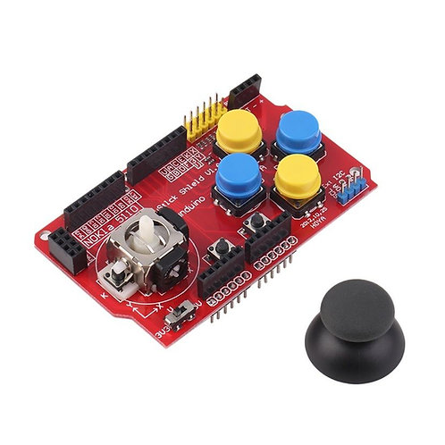 Joystick Shield Arduino Gamepad