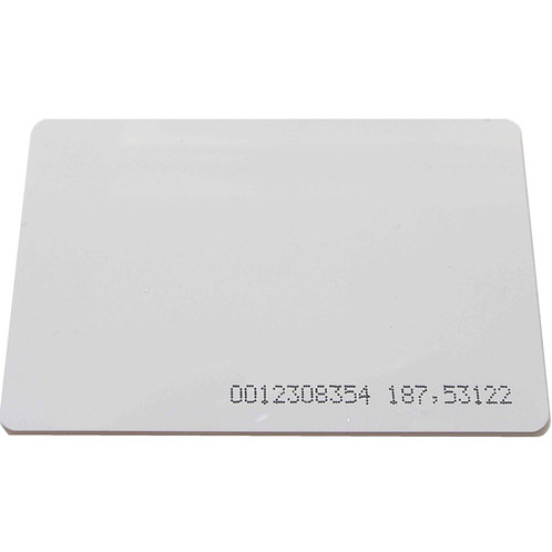 Tarjeta RFID 13.56 Mhz