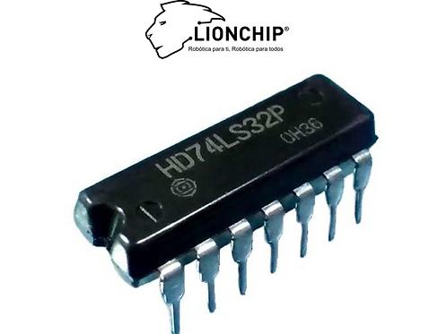 74LS32 OR Compuerta Logica TTL