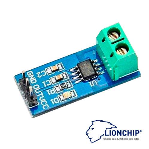 Sensor de Corriente GY712 30A