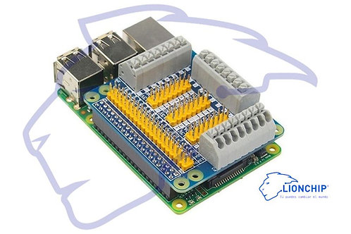 Shield de Expansion Extension GPIO Raspberry Pi 4 3 2