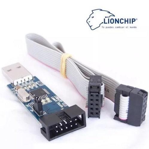 Programador USB AVR para ATMEL y Arduino