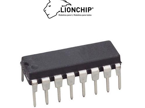 74LS153 Multiplexor Compuerta Logica TTL