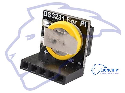 Modulo Rtc Ds3231 Real Reloj Raspberry Con Bateria
