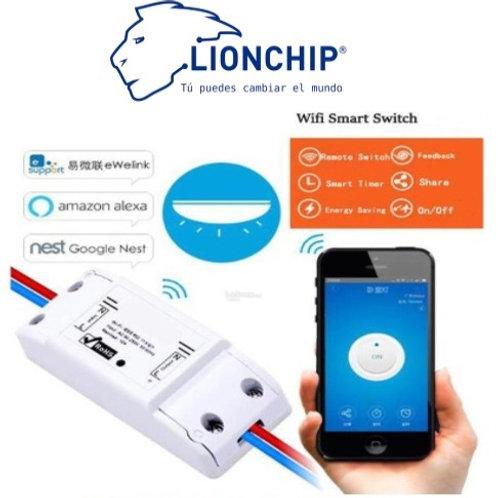 Interruptor Wifi Sonoff Switch Domotica