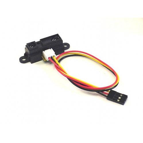 Sensor de Distancia Infrarrojo Sharp 10-80 cm
