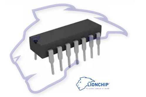 TL084 Chip Amplificador Operacional OPAMP