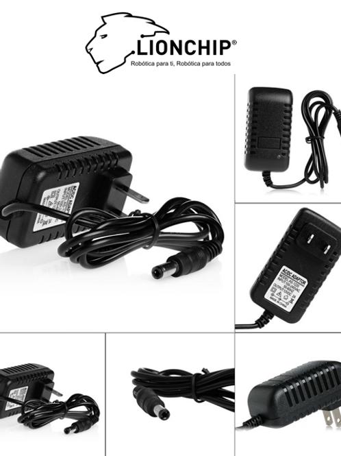 Fuente Eliminador 12v 2A  5.5mm 12 volts 2 amperes