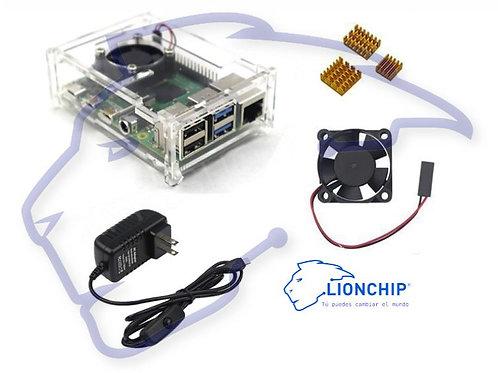 Kit Raspberry Pi 4 B Starter