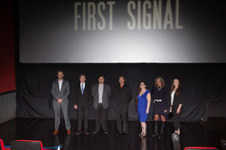 World Premiere of First Signal