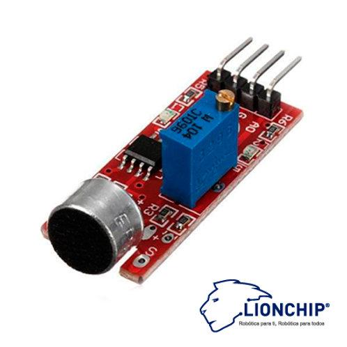 Módulo Sensor de Sonido Ruido