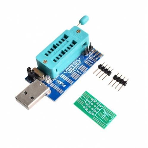 Programador USB CH341A 24/25 Micros