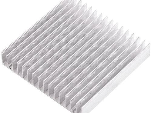 Disipador de Calor Aluminio 60mm*60mm