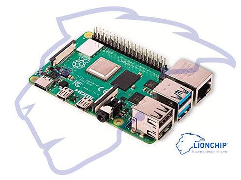 Raspberry Pi 4 Mod B 2 GB Quad-core 64 bits