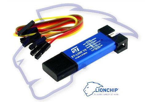 Programador St-link V2 Mcu Stm32 Stm8