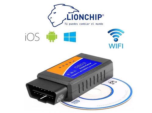 Escaner Automotriz ELM327 Wifi OBD2 Android