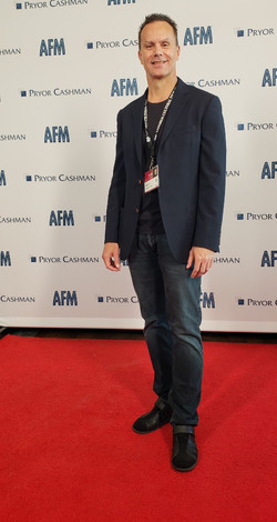 At the American Film Market