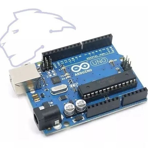 Arduino UNO R3 Con Cable