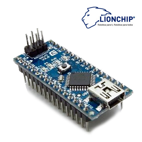 Placa Nano Con Cable Compatible con Arduino IDE