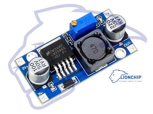 LM2596 Regulador de Voltaje Step-Down 1.3v-35v