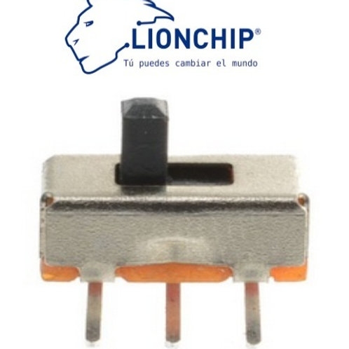 Interruptor On-Off Switch 2 Posiciones 3 Pines 8.5mm