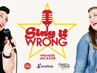 Sing It Wrong: Smashing Success